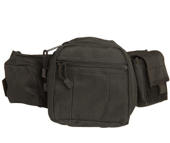 BLACK TACTICAL ′FANNY PACK′