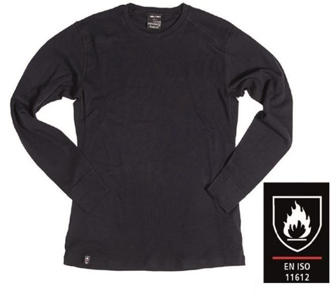 Dark Blue FLAME-RETARD.ISO11612 UNDERSHIRT LONG