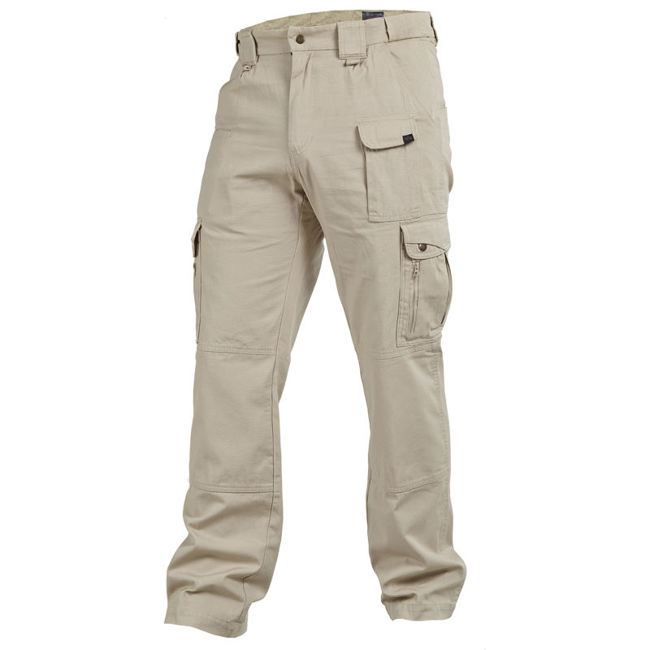 ELGON Heavy Duty Tactical Pants - Khaki