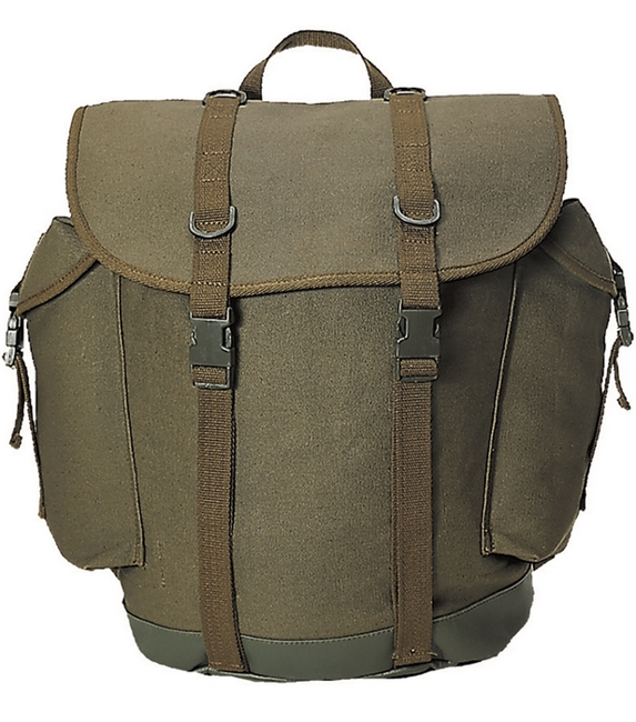 GERMAN OD MOUNTAIN RUCKSACK