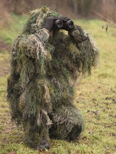 GHILLIE SUIT (JACKET, PANTS)