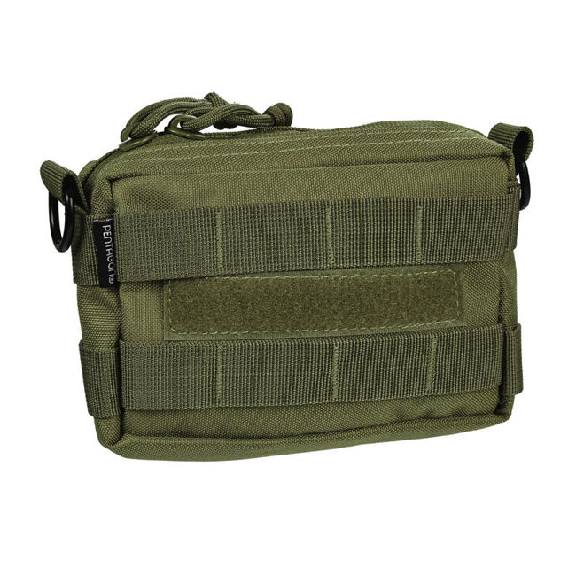 HARNESS POUCH, BAG - Olive