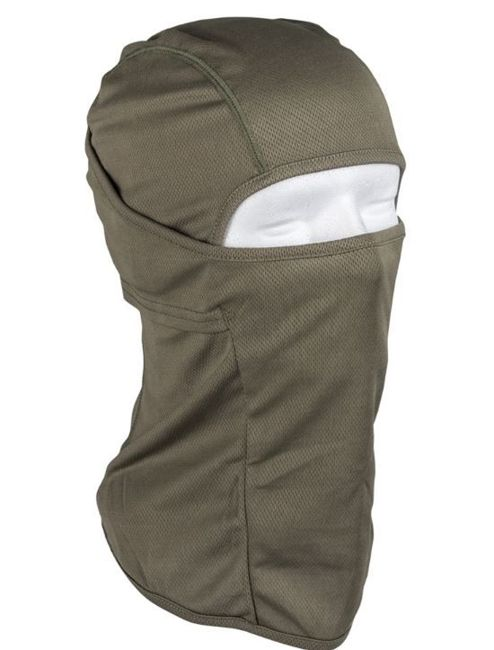 OD TACTICAL BALACLAVA OPEN